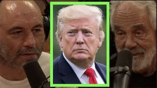 Tommy Chong Says They'll Get Trump on Taxes | Joe Rogan