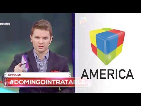 Del Moro se cansó y se enojó con una panelista al aire