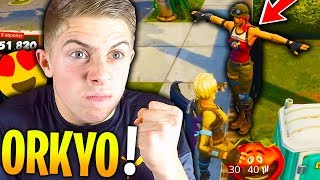 J'AI VENGÉ ORKYO SUR FORTNITE BATTLE ROYALE !!