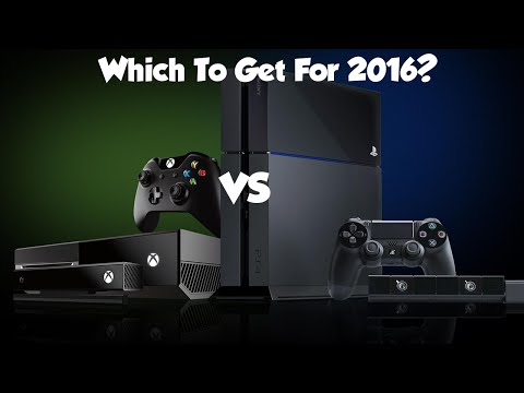 PS4 Vs Xbox One: Which One Should You Get Going Into 2016?