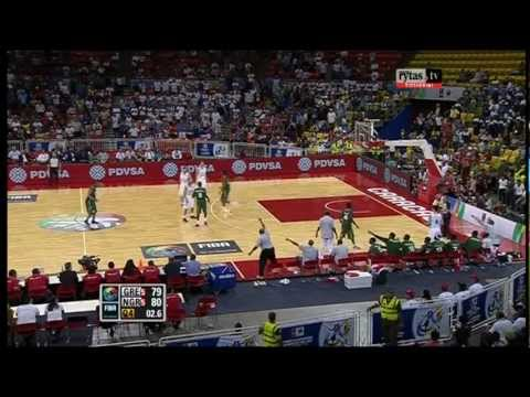 Greece vs Nigeria Olympic QT last minute