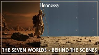 Hennessy X.O - The Seven Worlds - Directed by Ridley Scott - Behind The Scenes