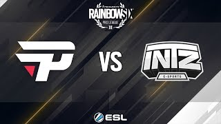 Rainbow Six Pro League - Season 9 - LATAM - Pain Gaming vs. INTZ e-Sports - Week 1