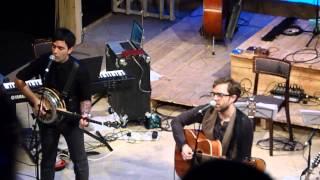 Hadley Fraser & Ramin Karimloo 'Just Let Go' & 'Edelweiss'
