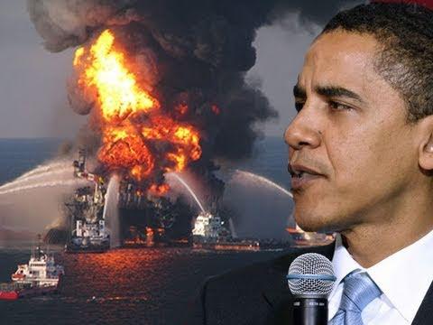 BP Oil Spill Anniversary - Obama Failure