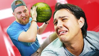 Which Hi5 Member Would Win A Food Fight To The Death?! | Q&A