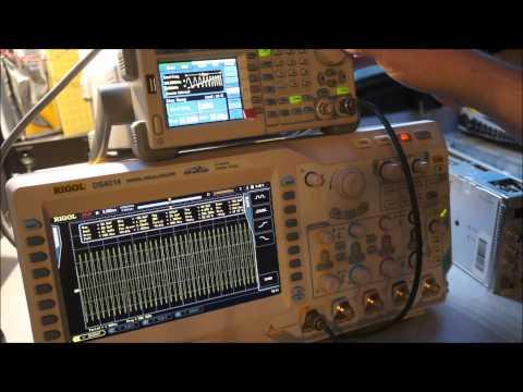 Siglent SDG1020 Signal Generator Review