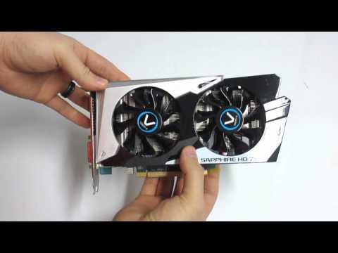 Sapphire Radeon HD 7770 GHz Edition Vapor-X Overview
