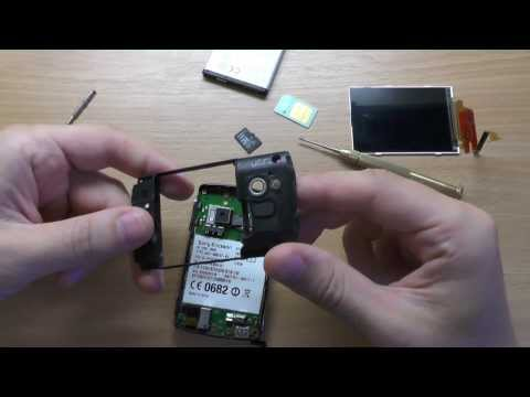 Xperia Mini Display Repair