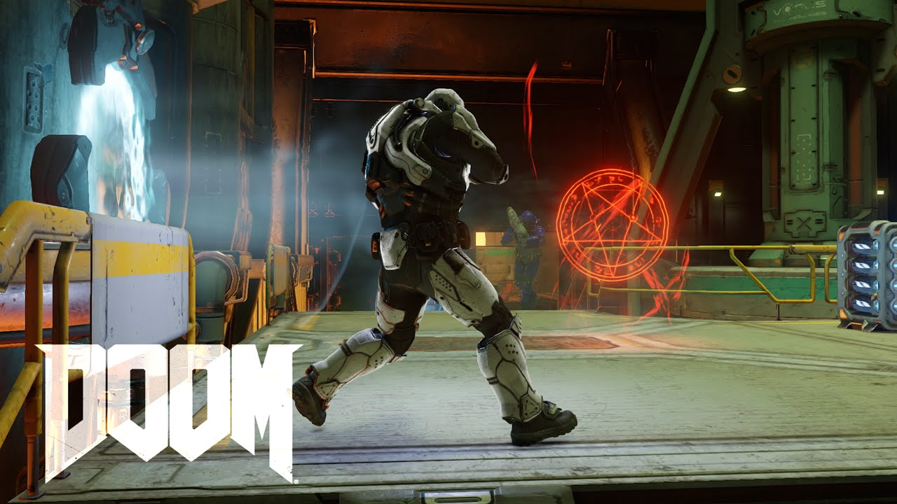 Check Out The Closed Doom Multiplayer Alpha