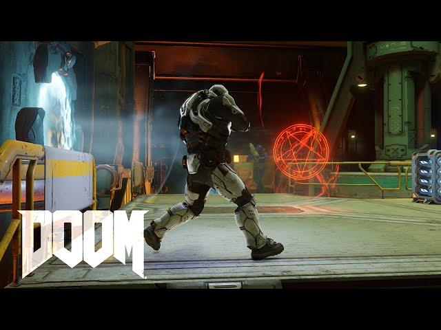 Руководство запуска: DOOM (2016) Alpha по сети