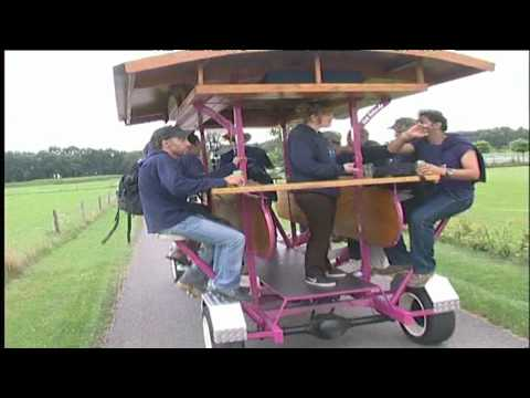 The Bicycle Bar - Pedal Powered