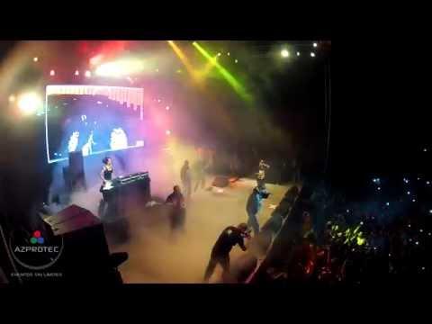 Extasis - Cartel De Santa En Pachuca video