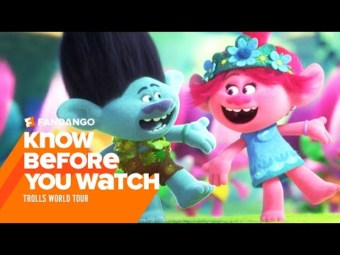 Know Before You Go: Trolls World Tour | Movieclips Trailers