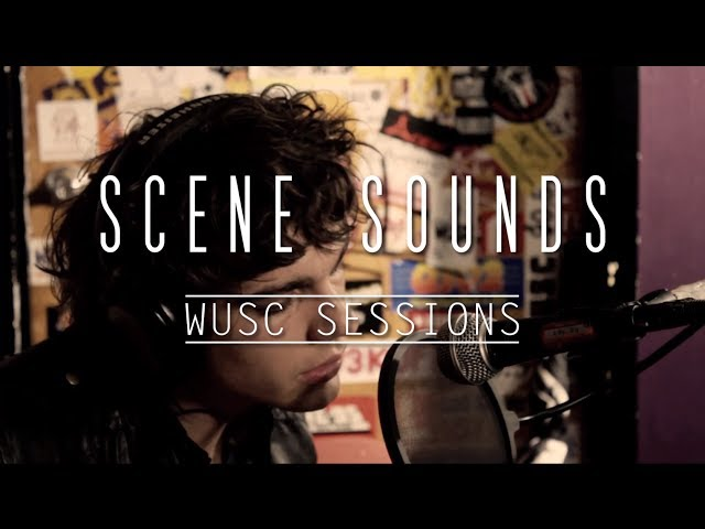 """Heyrocco - """"Mom Jeans""""   WUSC Sessions (Scene Sounds)"""