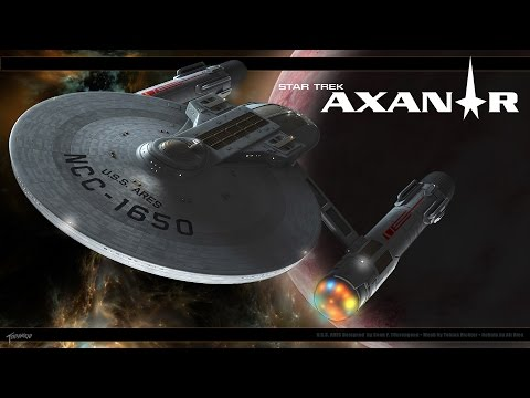 Star Trek: Prelude to Axanar Trailer 1 - Subtitles