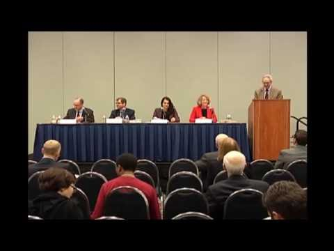 SID-W 2016 Annual Conference - Panel 2 - The Role of Governance in the UN's 2030 SDGs