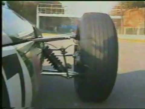 Jacques Villeneuve & James Garner -