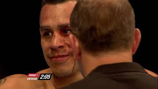 Nordin Ben Moh Morocco Vs William Diender The Netherlands Enfusion Live #25 14 03 2015