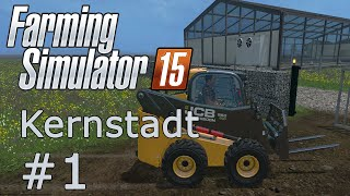 Farming Simulator 15 - Kernstadt Multiplayer - EP 1
