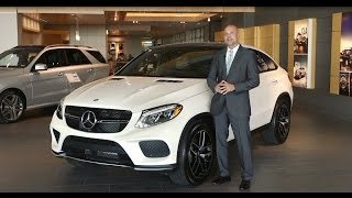 2016 Mercedes GLE Coupe Review