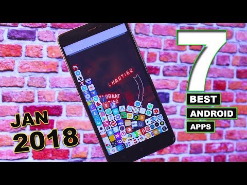 7 Useful Android Apps Must Try! Cool Apps Collection January 2018 | Ep# 1.0