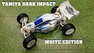 Tamiya Dark Impact 1:10 Buggy  - White Edition Kit - Vorstellung - Darconizer RC