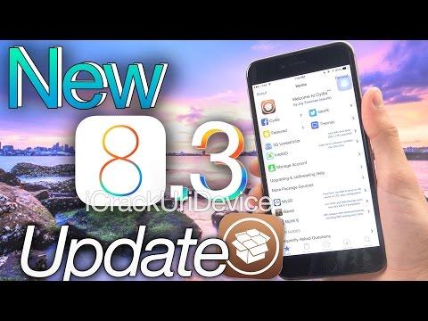 New iOS 8.3 Jailbreak iOS Update: TaiG & iOS 8.3 Release, iPhone 6 Plus, iPad Jailbreak & More