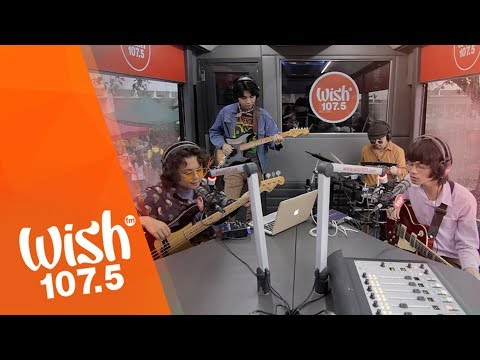 """IV of Spades perform """"Ilaw Sa Daan"""" LIVE on Wish 107.5 Bus"""