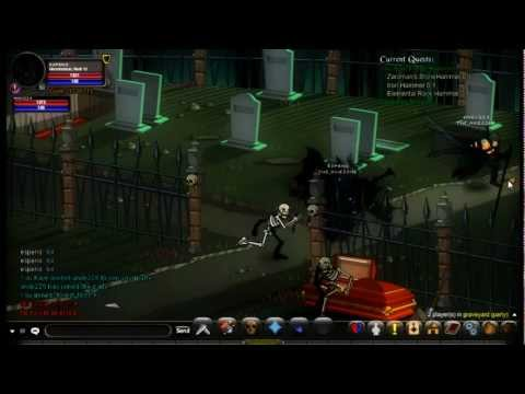 AQWorlds Dage - SoulForge Quest Guide