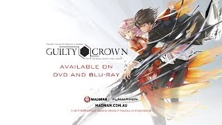 Guilty Crown - Official Trailer