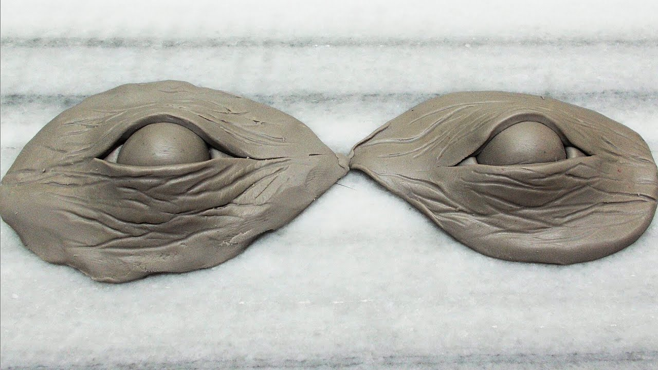 How To Make A Realistic Cat Ears Out Of Clay