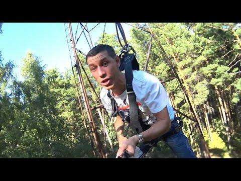 Прыжок с вышки 30 метров