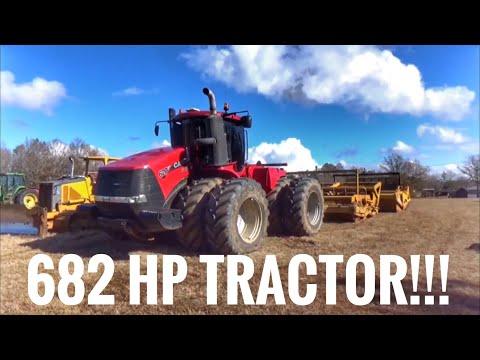 Case 620- Big tractor power!