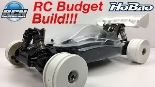 RC Budget Build - Hobao Hyper VSe 1/8th Buggy - Unboxing