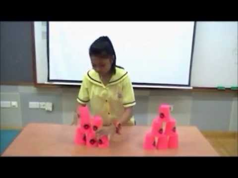 Lakeside Primary School - Cup Stacking