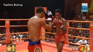 Soun Channy Vs Maisoth(thai), Khmer Boxing, Kun Khmer  MyTv Boxing