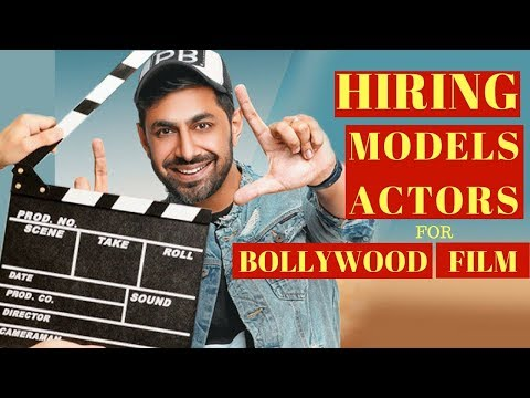 Audition for Bollywood Movie by G&G Models | Modeling Jobs | Acting Jobs