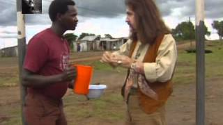 Barış Manço World Tour: Equator Line Water Test in Kenya 1989