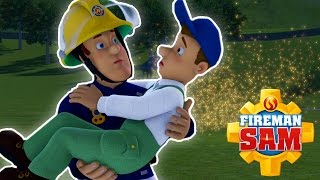 Fireman Sam NEW Episodes - Safety Fireworks! 🔥