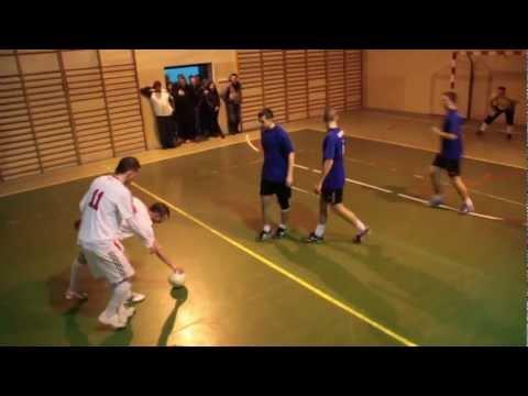 Halowa LksLiga 2012/2013 - Cały Mecz: FINAŁ: Wicher Mogilno - Dream Team 6:10 (2:5) - HD
