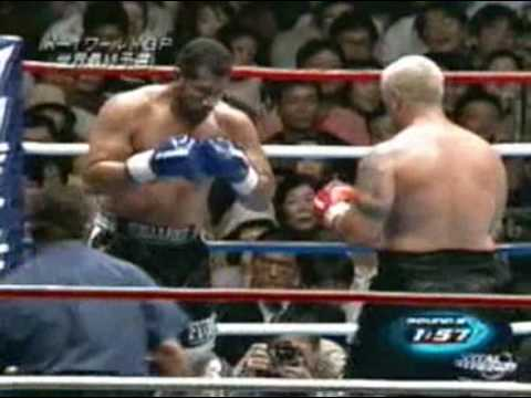 Mark Hunt vs Ray Sefo Part 2