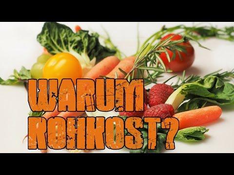 Warum Rohkost? - Gesundheit, Geschmack, Umwelt