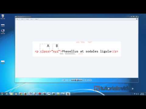 Tutoriale Video HTML - Atributele tag urilor HTML