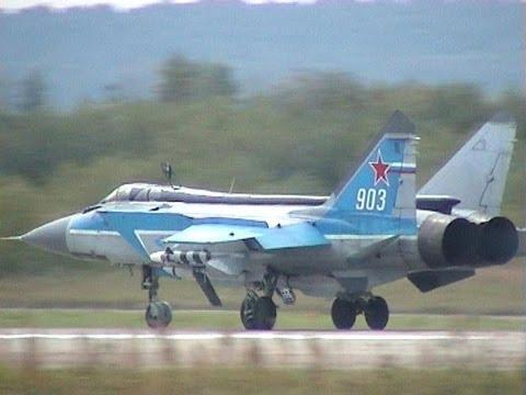 МиГ-31 МАКС 2005 MiG-31 MAKS 2005