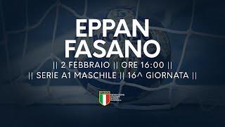 Serie A1M [16^]: Eppan - Fasano 40-35