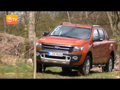 Internacional: Ford Ranger 2013