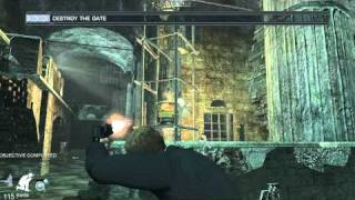 007 Quantum Of Solace Mission 2: Sienna  Walkthrough