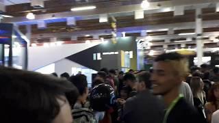 UM TOUR NA BRASIL GAME SHOW BGS 2018!... BOMBANDO!!!