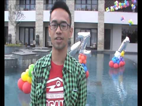 Singhasari Resort Aghiez 11th Birthday and Pool Party  (Batu, Malang)